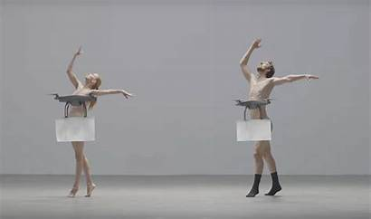 Dancers Censored Drones Ad Japanese Campaign Designboom