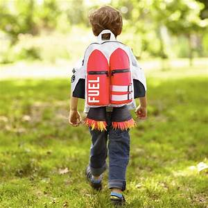 Jetpack Backpack Launches Kids Back to School - Technabob