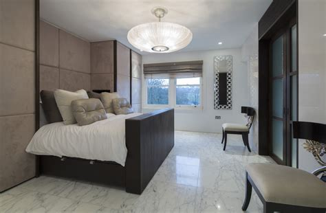 White Italian Marble   Greek Marble   Hampstead residence