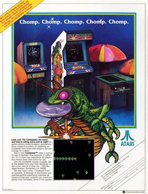 Centipede Details Launchbox Games Database