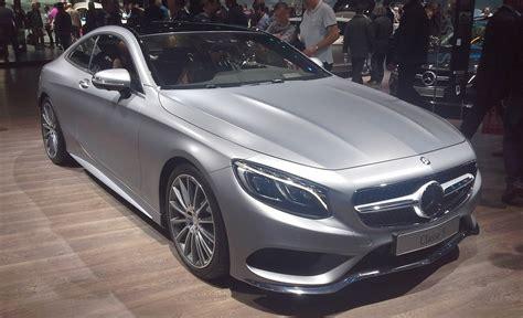 Marcedes Benz S Class : Mercedes-benz S-class (c217)