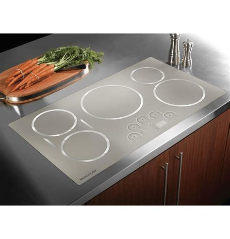 general electric canada monogram electric cooktop induction
