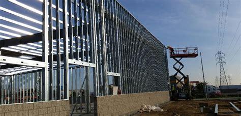 exterior metal stud framing west coast drywall