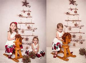 Christmas photo session in the studio| Holiday photo ...