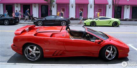 lamborghini diablo vt roadster  september  autogespot