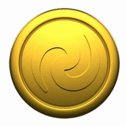 Coin Gold Animation 3d Simple Background Stephn