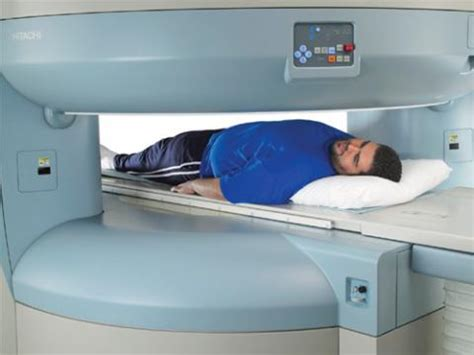 Open Scanning by Would You Like A Free Mri Designed For Bigger Guys