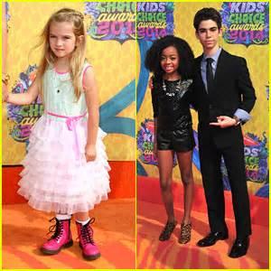 Mia Talerico, Skai Jackson & Cameron Boyce – Kids' Choice ...
