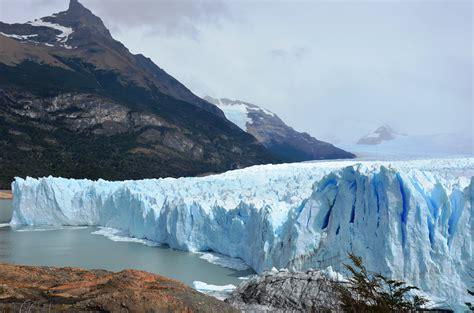 Perito Moreno Glacier Patagonia Argentina Why Waste