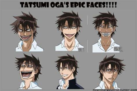 oga tatsumi anime amino beelzebub anime anime