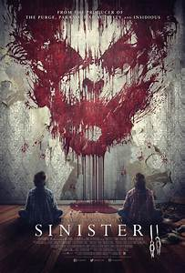 New SINISTER 2 Poster Revealed - Daily Dead