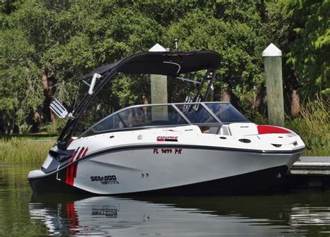 Sea Doo 210 Wake Boat For Sale From Usa