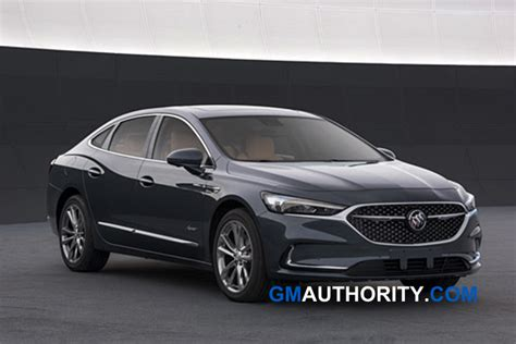 2020 buick estate wagon 2020 buick lacrosse refresh leaks gm authority