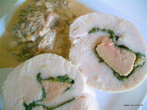 cuisine chagny rosace de volaille aux morilles la cuisine de mercotte