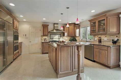 shaker beech kitchen cabinets luxury kitchen design ideas custom cabinets part 3 5153