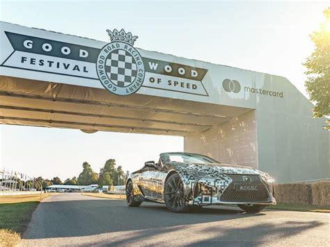 Lexus confirms convertible LC is set for production ...