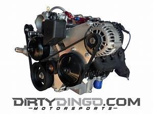 Dirty Dingo Ls1 Billet Alternator Power Steering Bracket
