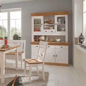 Beistelltisch Weiß Landhaus : landhaus buffet sibiuta aus kiefer massivholz ~ Watch28wear.com Haus und Dekorationen