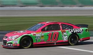 Danica Patrick, Chevrolet Go Pink for Breast Cancer ...
