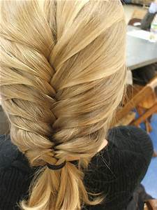 fashion app: Fishbone Braid