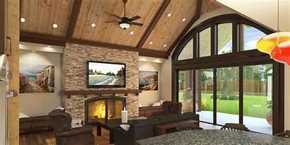 Plans Modern Ranch Brick Cottage Ontario Sideload
