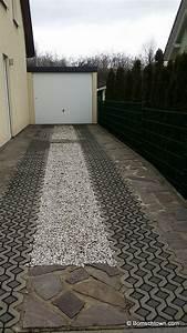 Einfahrt Mit Kies : einfahrt pflastern aushub tragschicht pflaster ~ Lizthompson.info Haus und Dekorationen