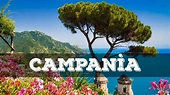 Top 10 cosa vedere in Campania - YouTube