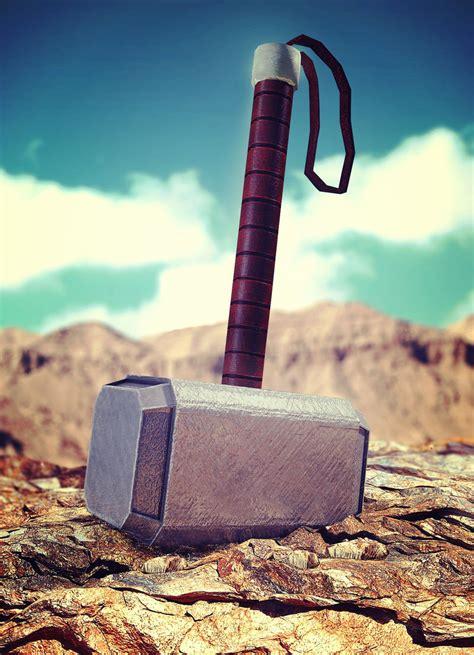 gta 5 hammer of thor mod gtainside com