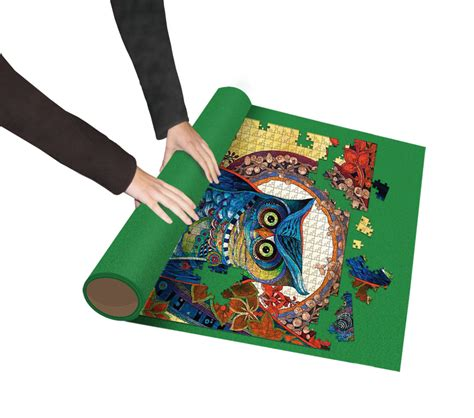 roll up puzzle mat jigsaw roll up mat 300 to 2000 pieces grafika 00531 mat