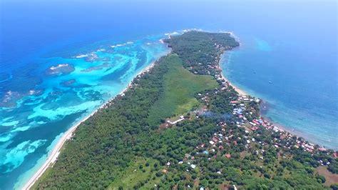 Little Corn Island Drone Footage  Stop Having A Boring Life
