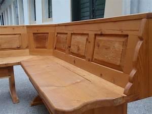 Sitzecke Aus Holz : eckbank k che bauernm bel vollholz massiv altholz ~ Indierocktalk.com Haus und Dekorationen