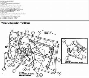 Install Window Regulator 2000 Ford Mustang