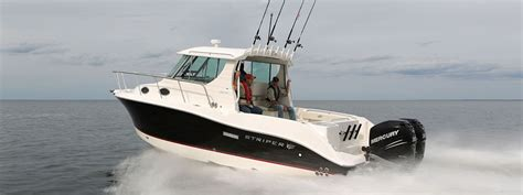 Striper Boats by Boathouse Marine Center Has Expanded Their Boat Line And