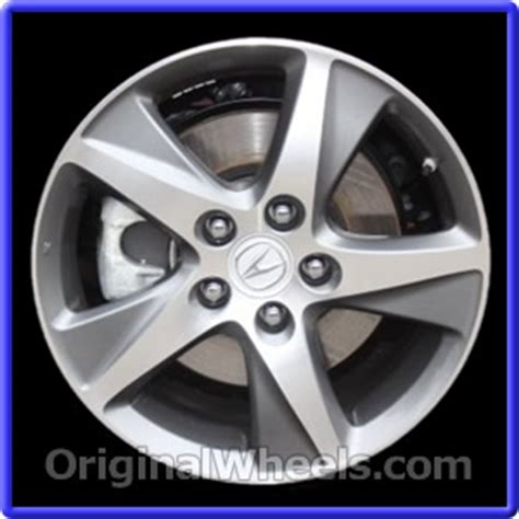 Factory Acura Parts by Oem 2011 Acura Tsx Rims Used Factory Wheels From