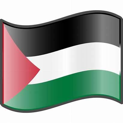 Palestine Palestinian Flag Svg Nuvola Wikipedia Background
