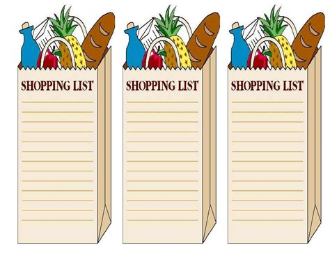 Free Cliparts Shopping List, Download Free Clip Art, Free