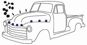 1947 Chevy Parts Catalog