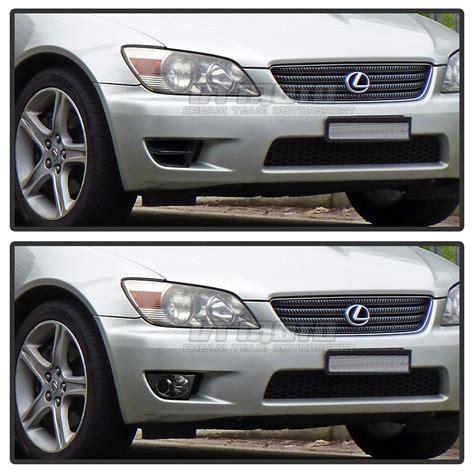 Smoke 2001-2005 Lexus Is300 Jdm Projector Fog Lights 01-05