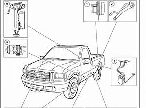 5 Best Images Of Ford F-250 Diesel Engine Diagram