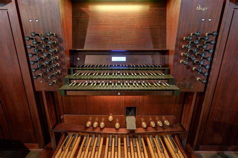Up Chapel Pipe Organ