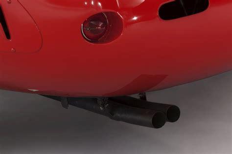 Four cars were produced in total. 1957 Ferrari 335 Sport Scaglietti Spyder For Sale - AAA