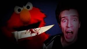 KILLER ELMO - YouTube  Killer
