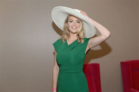 Kate Upton Has This To Say About Her Body Shamers And It