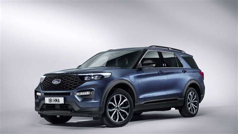 Ford In Hybrid 2020 by 2020 Ford Explorer In Hybrid Revealed In Europe Has
