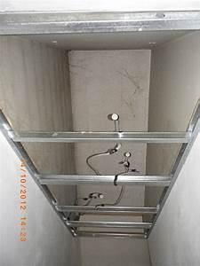 Faire Un Faux Plafond : comment refaire un plafond meilleures images d ~ Premium-room.com Idées de Décoration