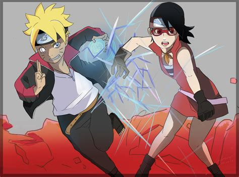 Boruto Naruto Next Generation By