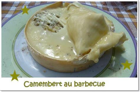 camembert au barbecue laline cuisine