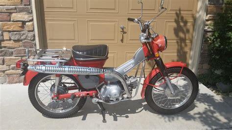honda trail  motorcycles  sale