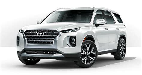 Cost Of 2020 Hyundai Palisade by 2020 Hyundai Palisade Exterior Color Options