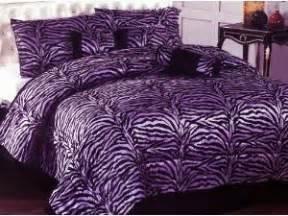 amazon com imperial 7pcs micro fur black purple zebra